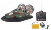 RC Hovercraft 1/10 Scale Full Function (Red and White)