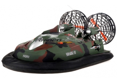 RC Hovercraft 1/10 Scale Full Function (Green)