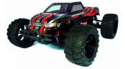 HIMOTO 1/10 4WD Brushless RC Monster Truck (Red)