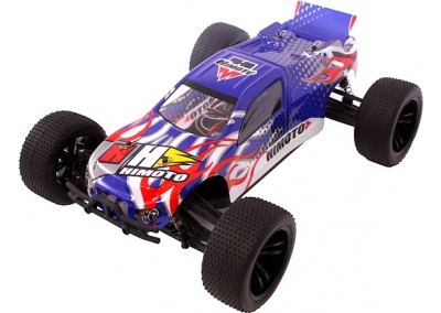 Katana 4WD 1/10 RC Racing Truggy (Brushed)