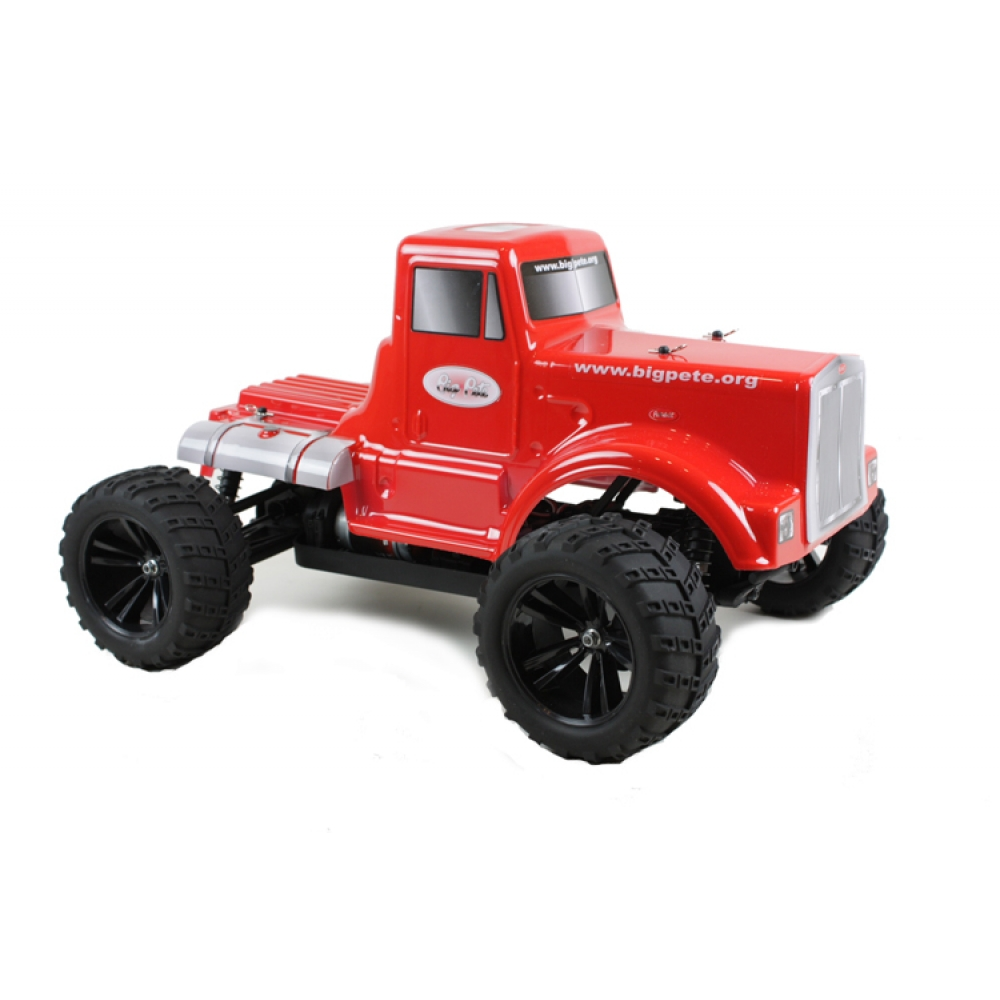 4wd rc trucks electric with Big Pete 4x4 Rc Monster Truck on 151778668300 in addition 1 12 Scale Rc Car Body further 201218966569 together with RemoteControlConstructionFrontEndLoaderRCTruck besides Associated 118 Scale Rtr Short Course Truck.