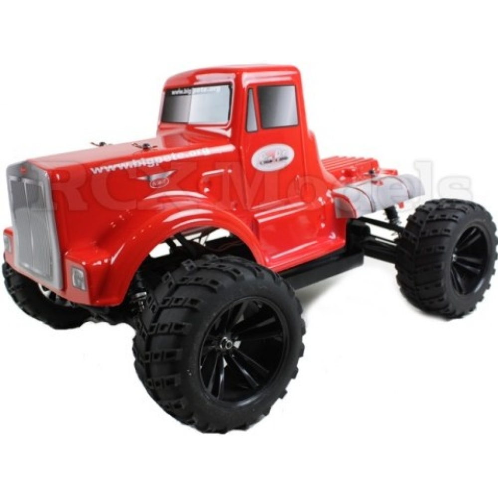 Best Rc Truck 4x4 : Himoto big pete rc monster truck