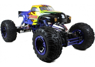 Himoto 1:8 SCALE RC Rock Crawler RCF-8