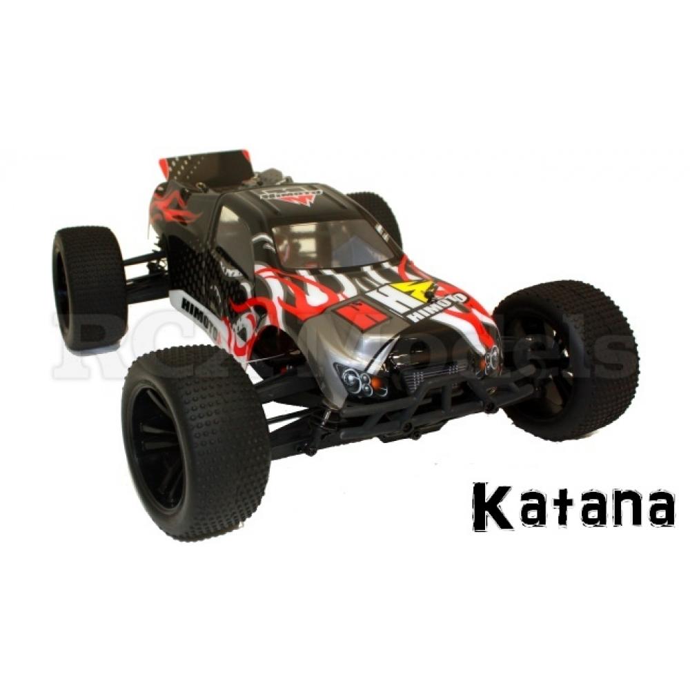 Himoto Pro 4x4 Brushless Katana 1 10 Rc Race Truggy