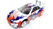 HSP 1/10 RC Electric On-Road Car (White Honda Prelude)