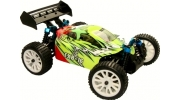 HIMOTO 1/16 Mini Electric RC Buggy (Lightning Green)