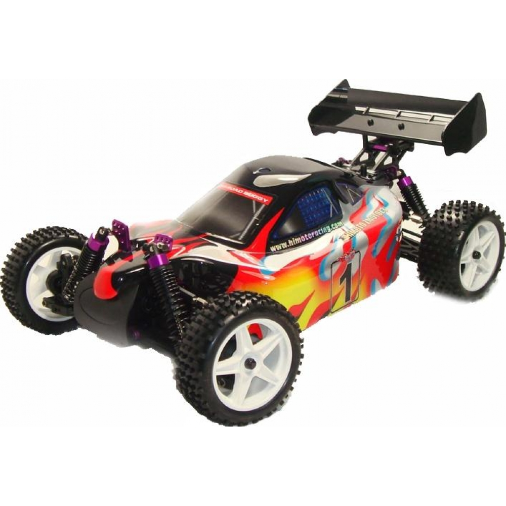 Rc 1 10 4x4 Electric Buggy Night Flame