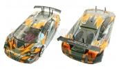 RC Drift Car 1/10 Lamborghini On-Road Electric RTR 4x4 (Orange)