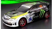 Electric 1/10 RC 4x4 Subaru Impreza WRX-10 Rally Car