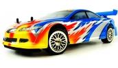 Nitro RC Car Mazda RX 1/10 4x4 70mph (2 Speed)