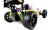 Himoto Syclone RC Nitro Buggy 1/10 RTR 4WD (Flame 2 Speed 60mph)