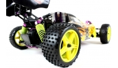 Himoto Syclone RC Nitro Buggy 1/10 RTR 4WD (Sunfire)