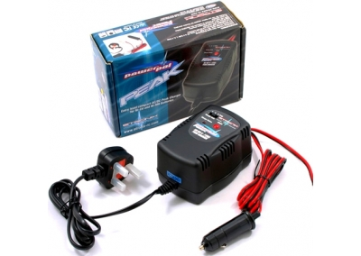 4 Amp Auto Turn-Off Fast Charger (Etronix Powerpal Peak)