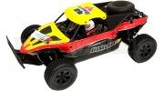 HIMOTO Pro 4x4 1/10 RC Desert Race Buggy (Yellow)
