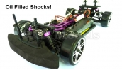 BMW-M3 4x4 Brushless Electric 1/10 RC Drift Car