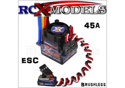 HK 45A Brushless Senssored ESC