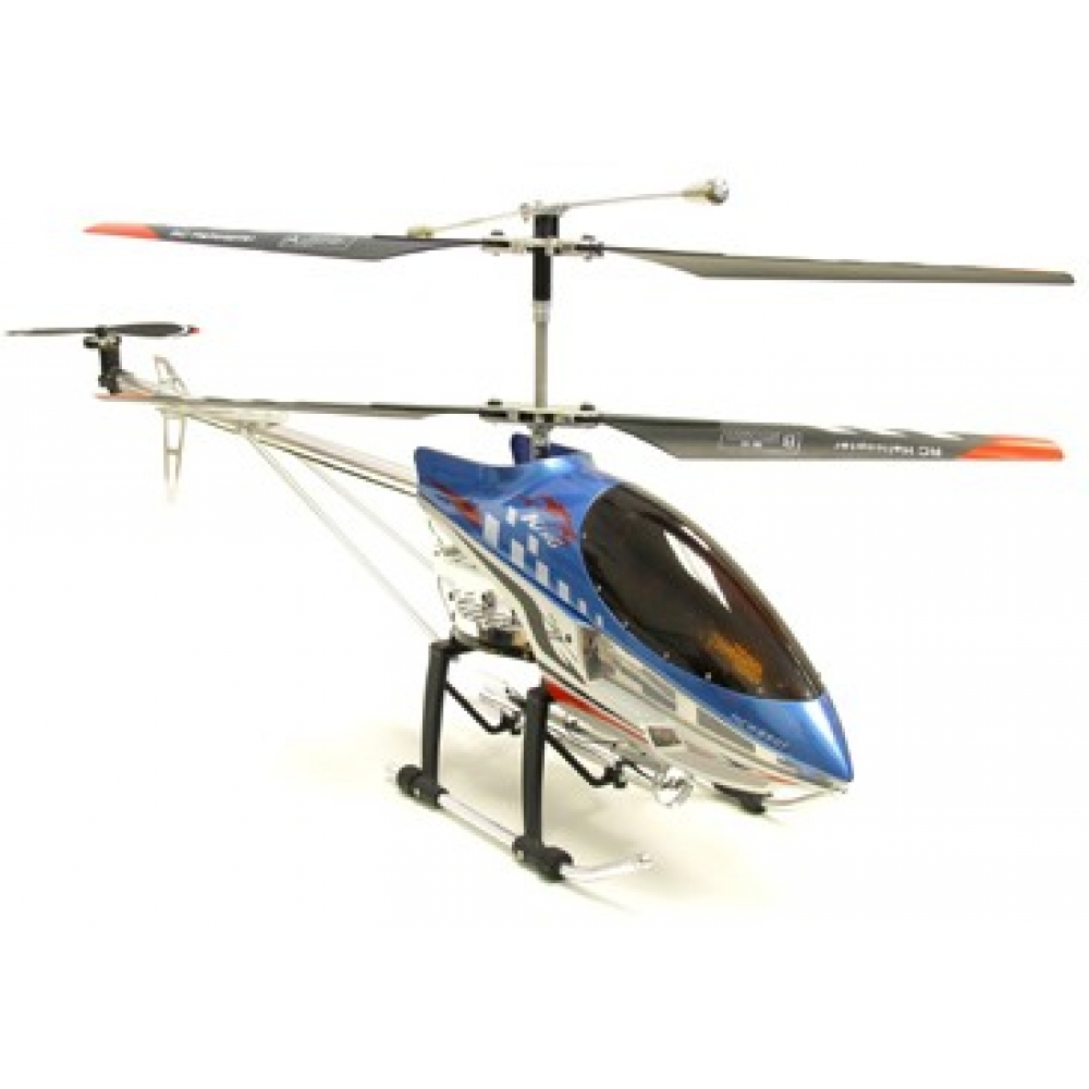 Massive 3 5 Channel Sky King Ready To Fly Rc Helicopter