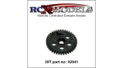02041 39T Replacement 2nd Gear Nitro HSP HIMOTO On Road Car