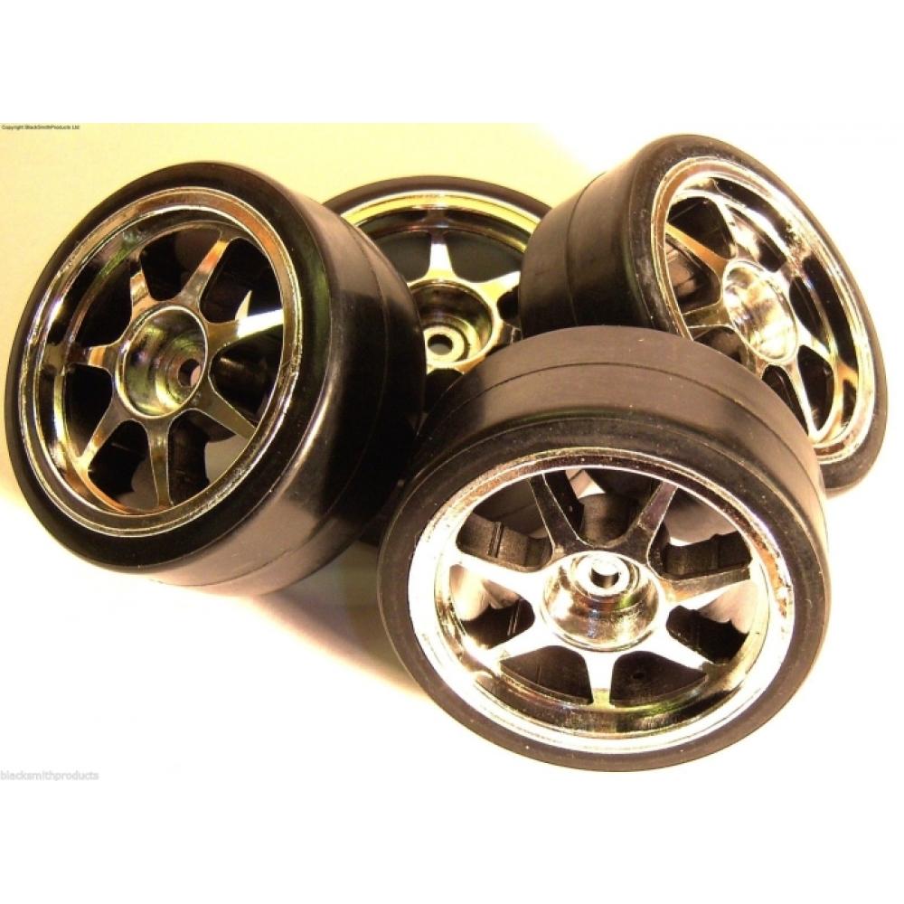 1 10 Drift Wheels Tyres Rc Car